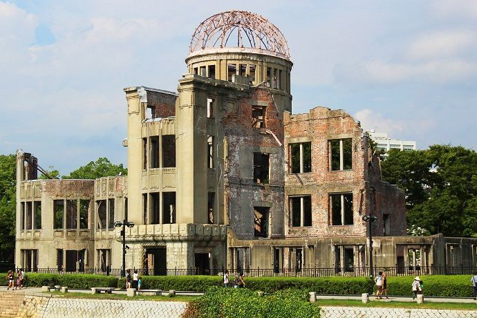 Guía de Hiroshima. Memorial de la Paz Hiroshima