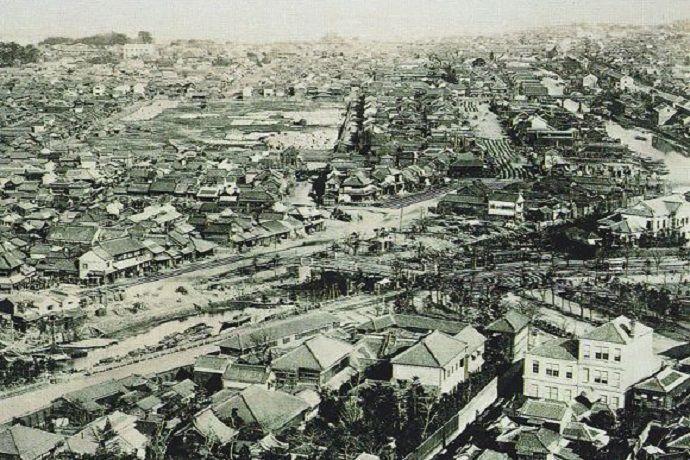 Historia del barrio de Akihabara