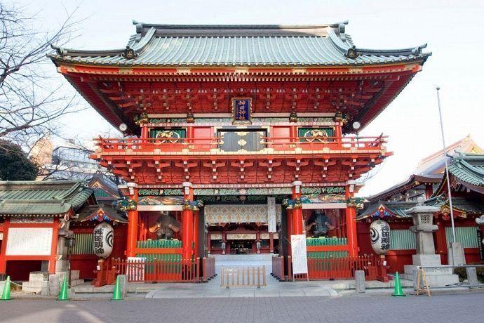 Kanda Myôjin cerca de Akihabara