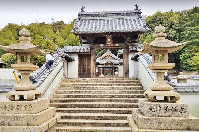 Templo budista de Gokuraku-ji