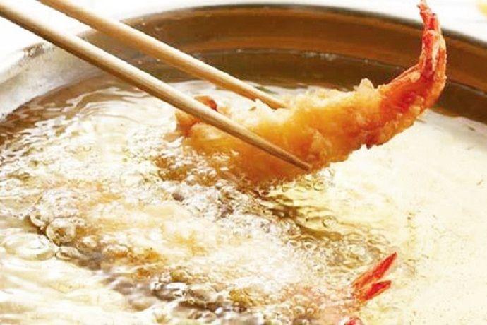 Receta de tempura