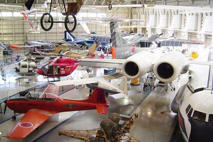 Qué ver Museo de aeronáutica de Narita