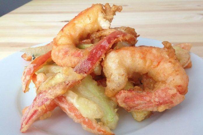 Receta tempura