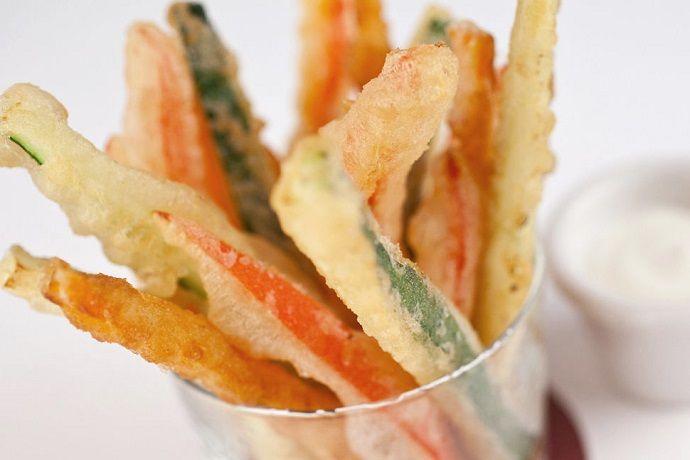 Trucos tempura