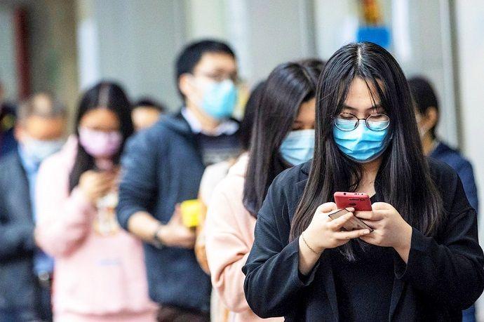 El coronavirus en Japón