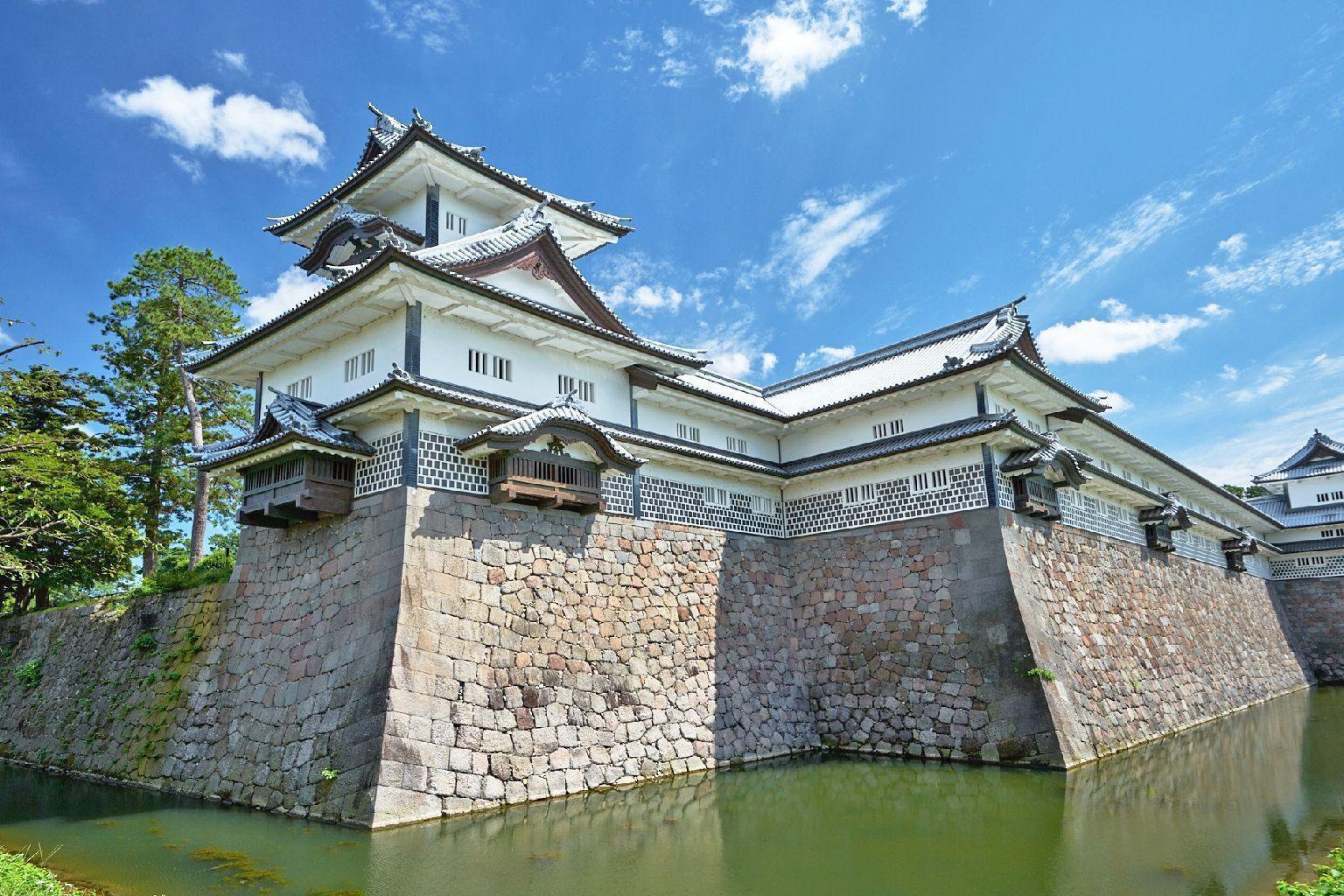 Tour Castillo de Kanazawa