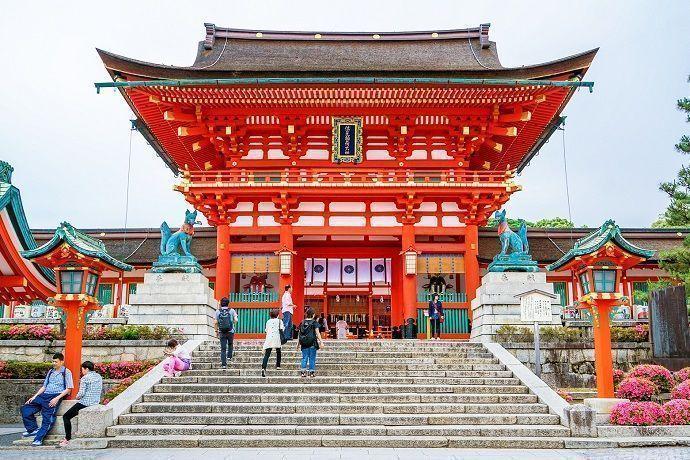 Visitar Fushimi Inari-taisha