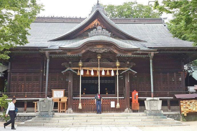 Visita guiada Yoshira Jinja