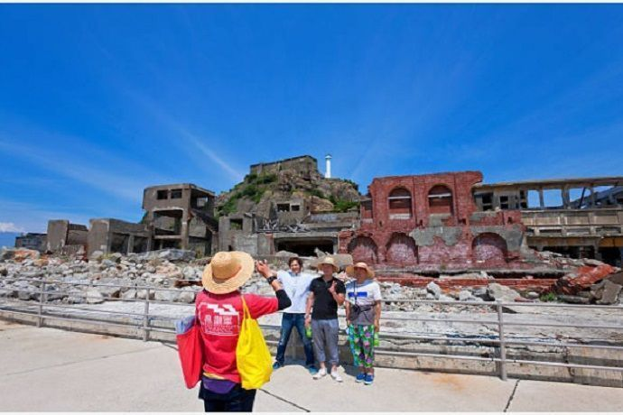 Excursión Hashima