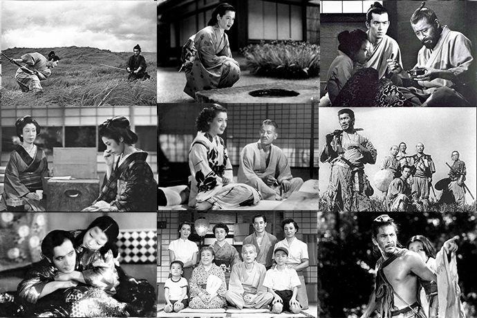 Películas clásicas japonesas