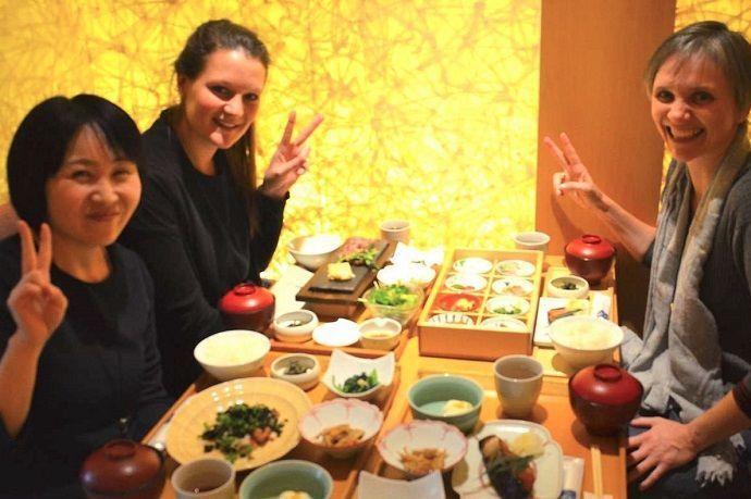 Ruta gastronómica Kioto