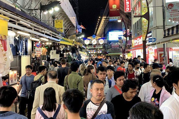 Turismo en Ameyoko