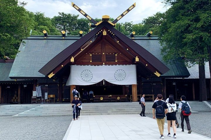 Santuario de Hokkaido