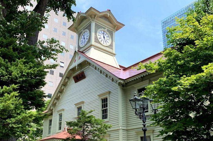 Torre del Reloj Sapporo