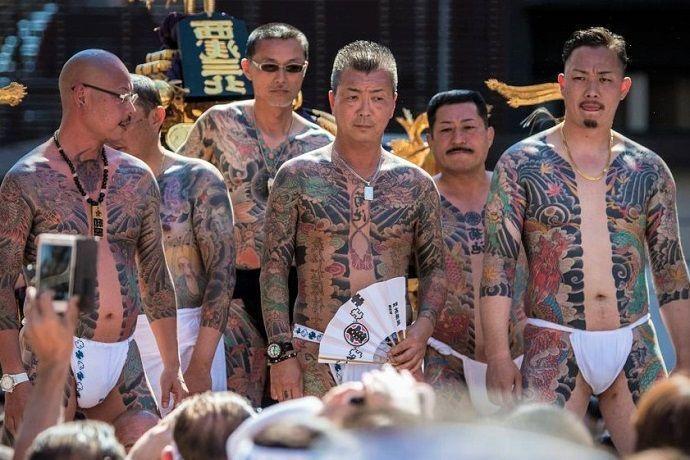 Mafia japonesa