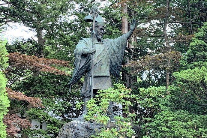 kamis o dioses santuario Hokkaido.