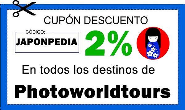 Descuento Photoworldtours