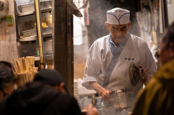 Horarios comidas Japón