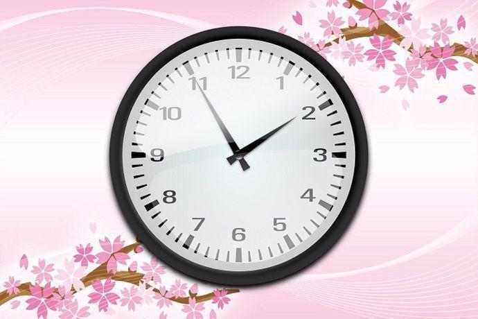Diferencia horaria con Japón