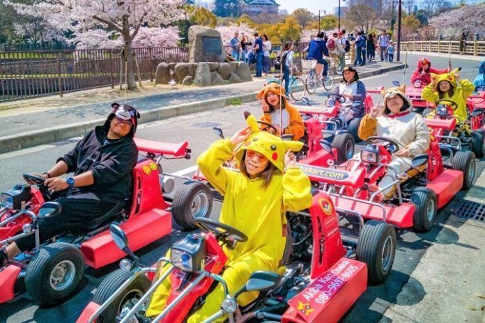 Tour Kart Osaka