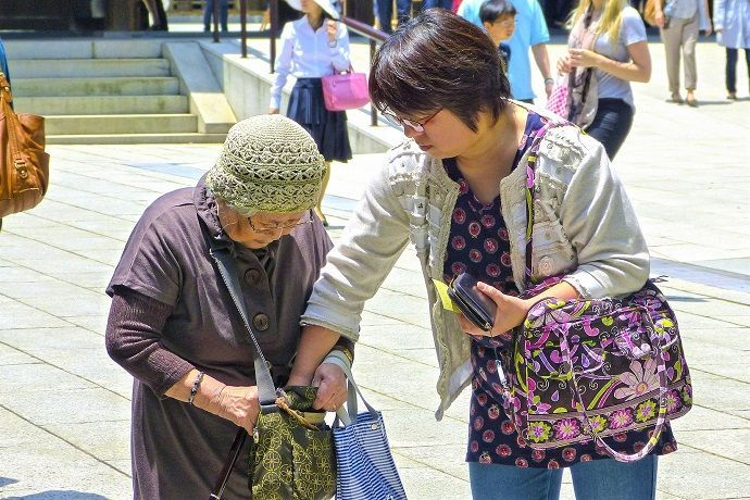 Esperanza de vida Japón