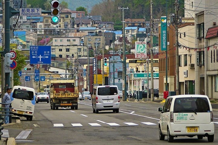 Carreteras de Japón