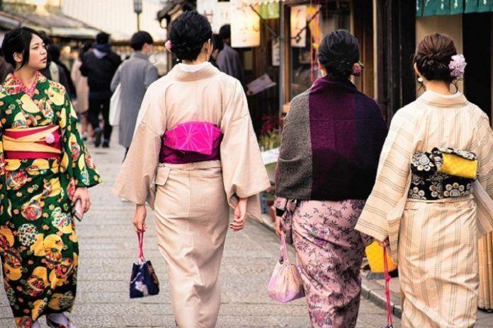 Alquilar kimono Nara