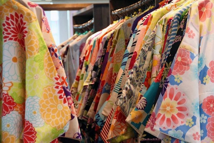 Tienda alquiler kimono Sapporo