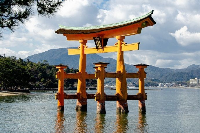 Oficina información turística Miyajima