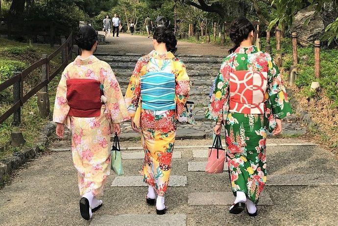 kimono Miyajima