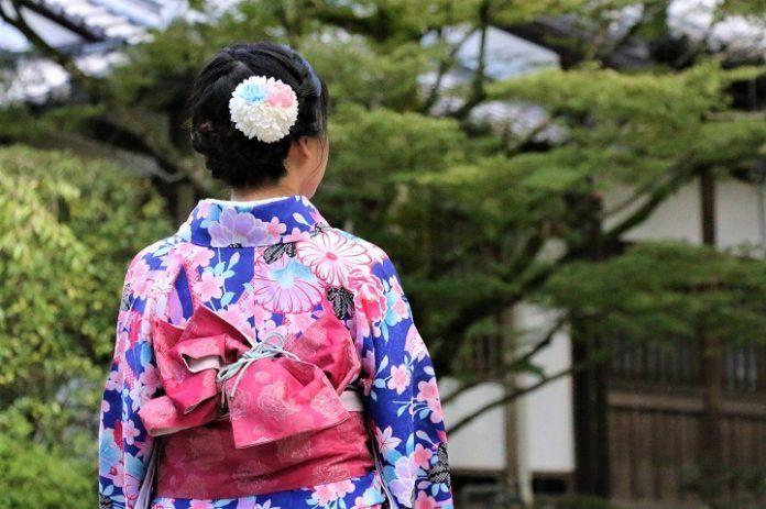 Alquilar kimono Miyajima