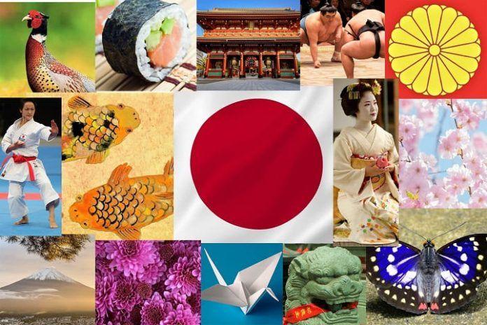 Símbolos de Japón