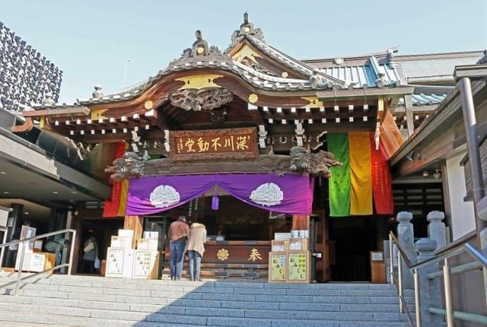 Visita guiada Fukagawa