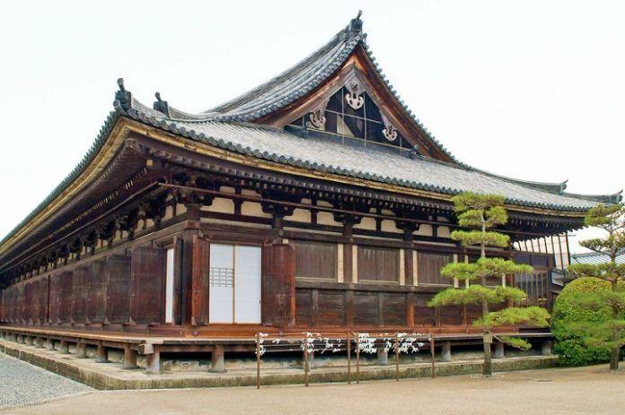 Sanjusangendo Kioto