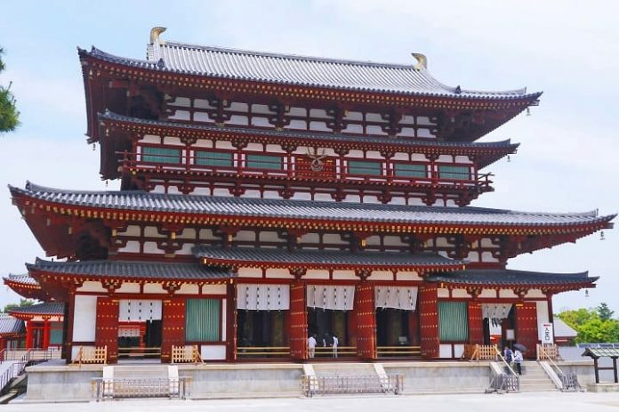 Templo Yakushiji