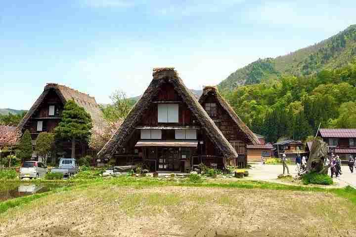 Tour guiado Shirakawago
